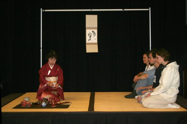 NWTF 2011 Japanese Tea Ceremony